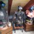 Luigi Zagati's private scuba collection