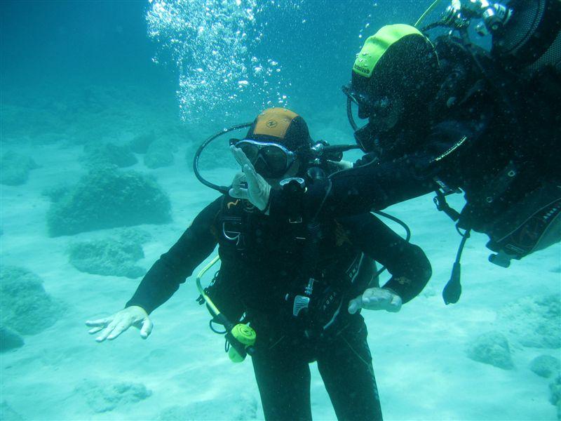 Diving center Alghero - diving course (1)