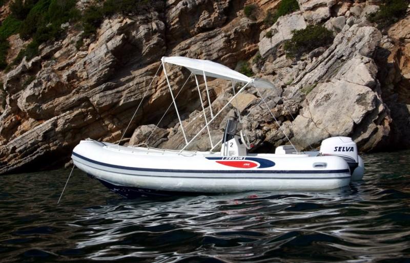 Foto Selva 490 Locazione gommoni