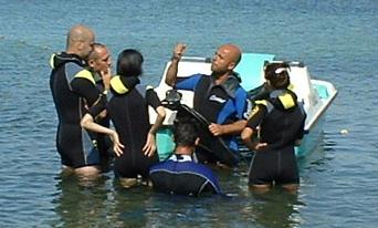 Diving center Alghero