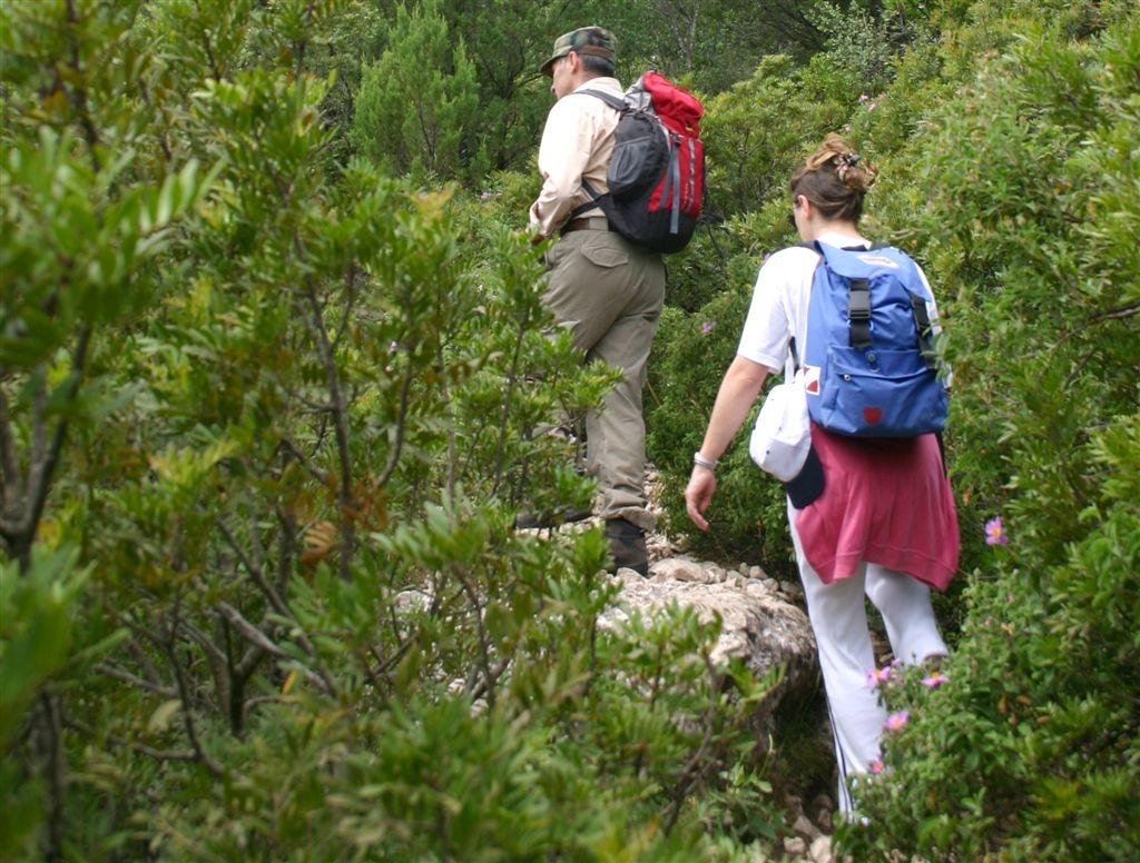 Hiking Alghero