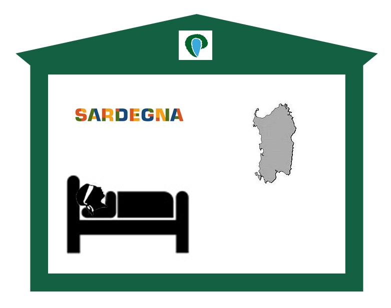 Icona dove e come dormire