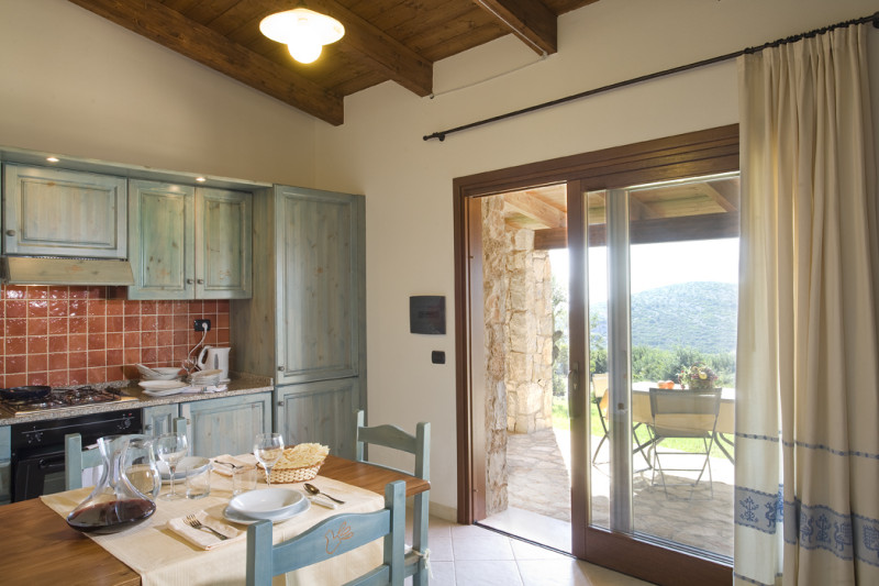 Country residence for holidays in Sardinia