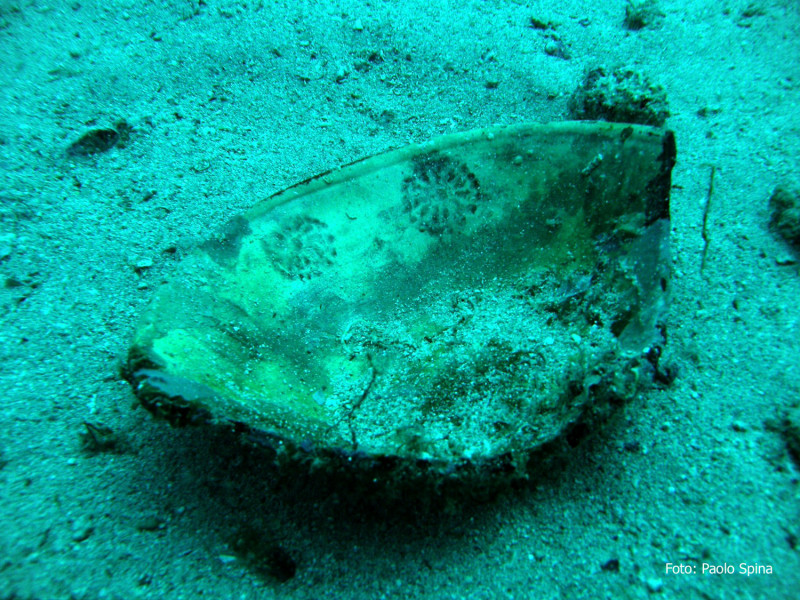 Reperto archeologico subacqueo