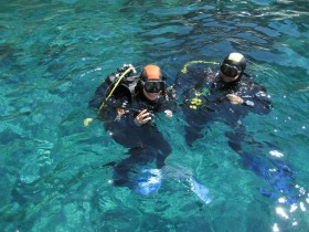 Diving courses Alghero