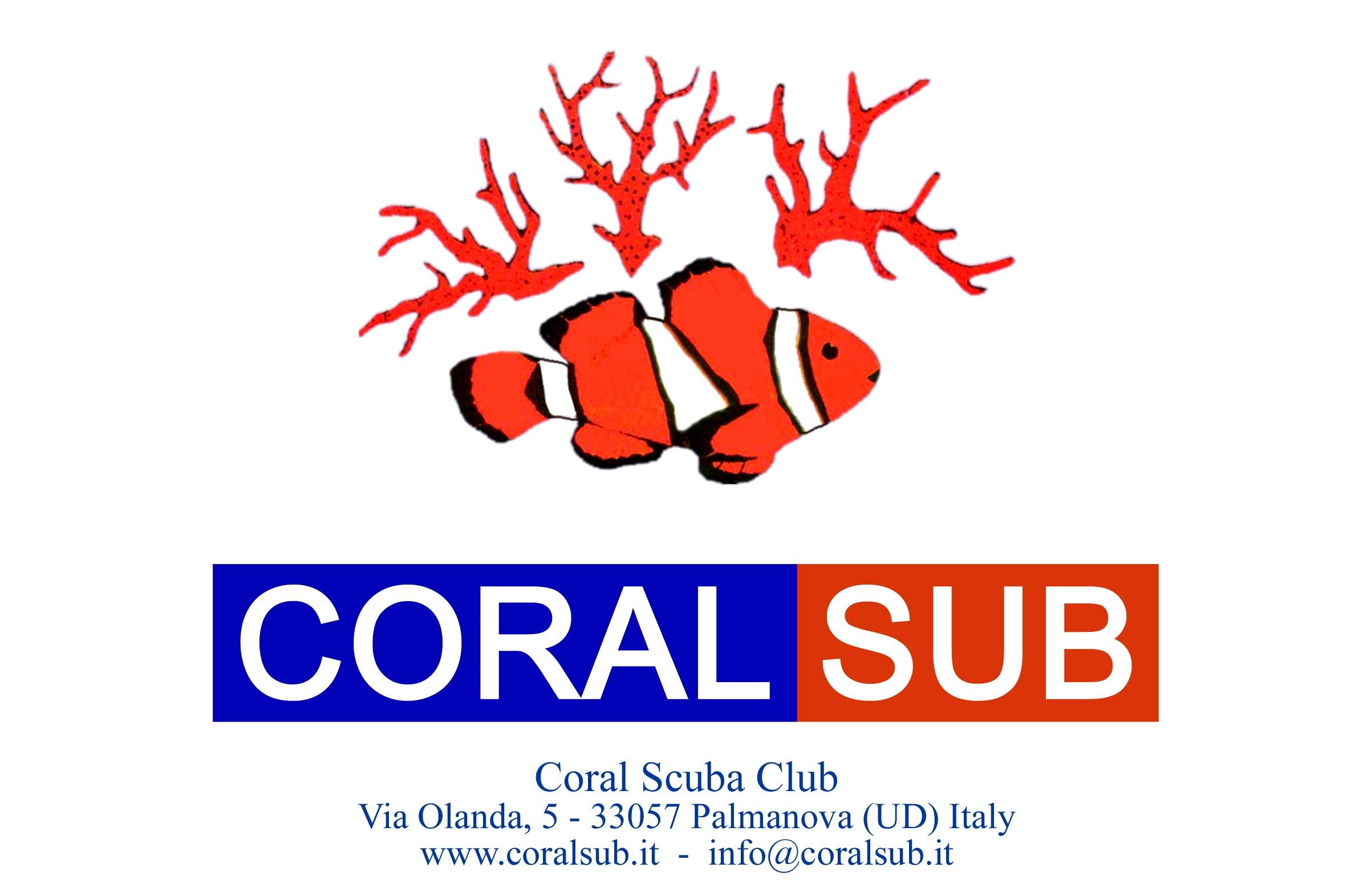 coral sub Palmanova